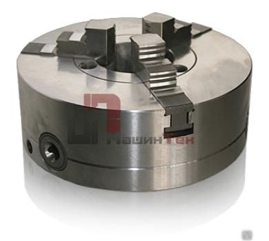 Патрон токарный БелТАПАЗ 3-х кул. 3-160.05.11П d=160мм (Ч7100-0005П)
